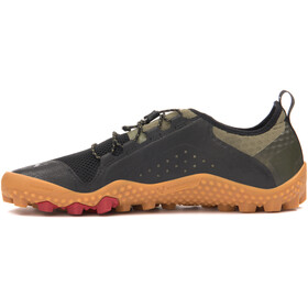 Vivobarefoot Primus Trail SG Mesh - Zapatillas running Mujer - Oliva